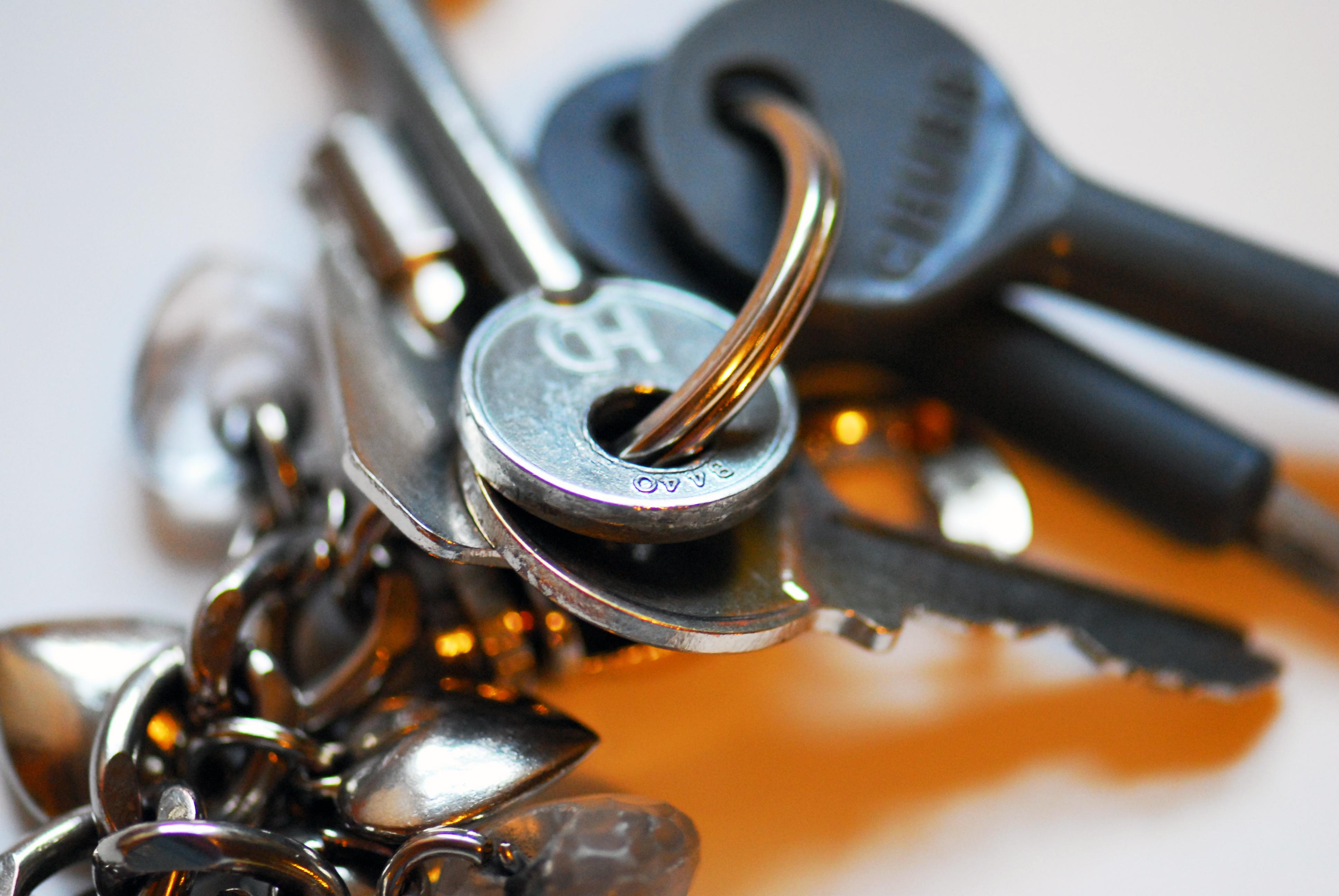 locksmiths coogee keychain
